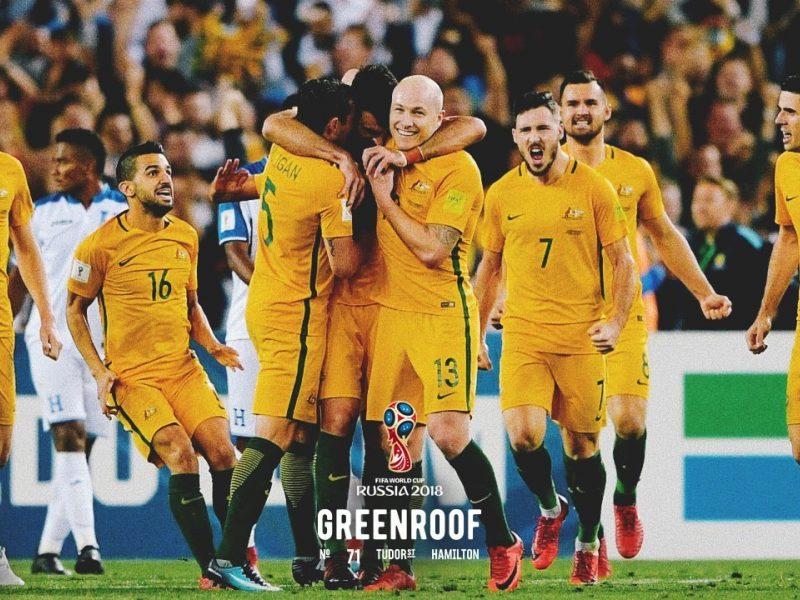 Australia vs France • FIFA World Cup 2018 • LIVE & LOUD