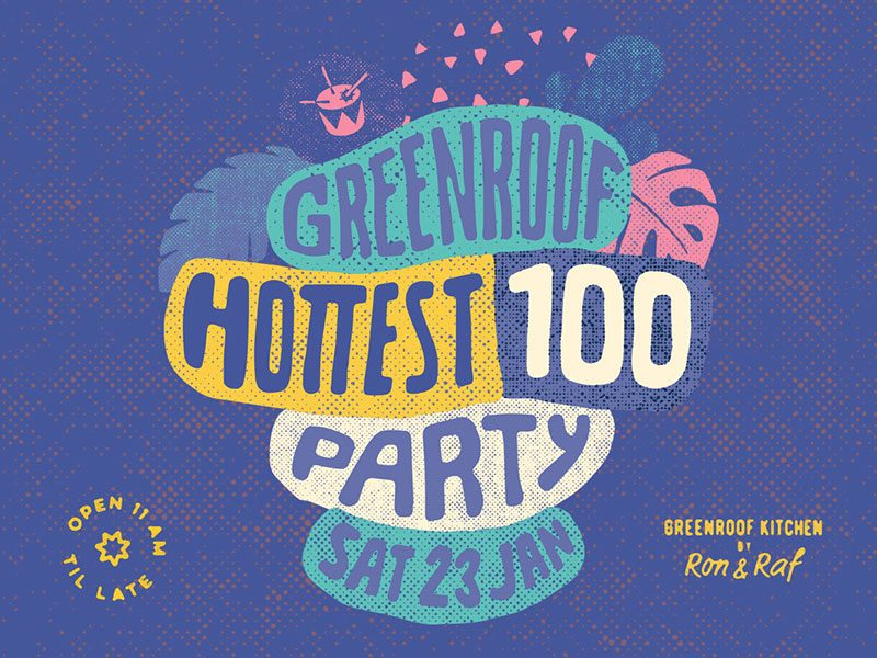 HOTTEST 100 PARTY