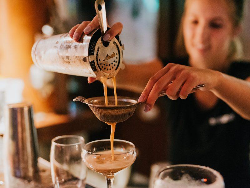 $10 Espresso Martinis