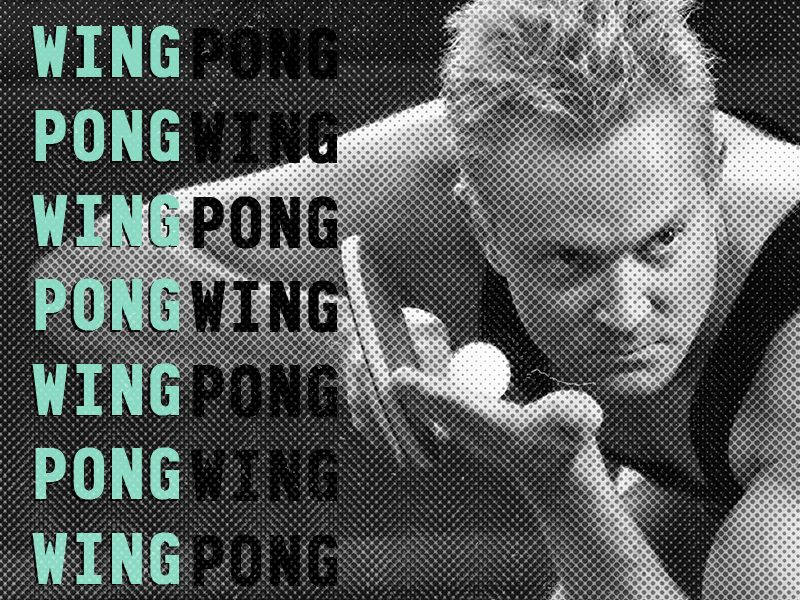 Wing Pong