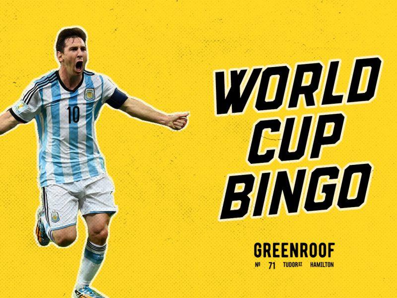 World Cup Bingo
